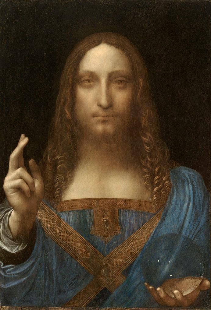سالواتور موندی، گرانبهاترین اثر هنری دنیا جعلی است؟ | سایت : AsarArt.ir/Atelier | کانال رسمی باشگاههای تخصصی اثرهنری(آتلیه اثرهنری) ـ @AsarArtAtelier