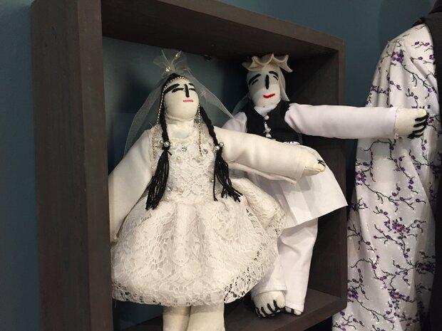Photo of پیوند باورهای فرهنگی کهن با عروسکهای دستساز