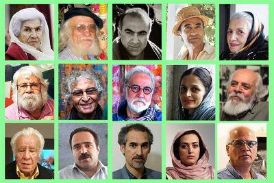 Photo of ۱۵ هنرمند آسمانی هنر ایران / یادی از درگذشتگان جامعه تجسمی در سال ۹۸