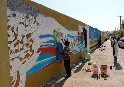 فراخوان دیوارنگاری برای قدردانی از تلاش جامعه سلامت لینک : https://asarartmagazine.ir/?p=14224 👇 سایت : AsarArtMagazine.ir اینستاگرام : instagram.com/AsarArtMagazine تلگرام :  t.me/AsarArtMagazine 👆