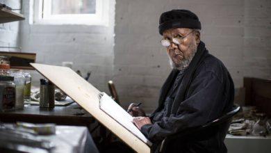 Photo of معرفی و آثار ابراهیم الصلاحی پدر هنر مدرن آفریقا