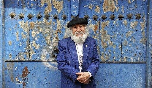 Photo of طراح پارک ساعی و ملت در ۹۰ سالگی نسبت و نگاهش به زندگی