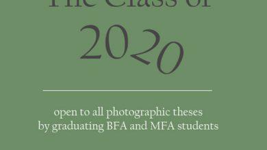 Photo of فراخوان مسابقه عکاسی THE CLASS OF 2020