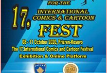 Photo of هفدهمین جشنواره بینالمللی کارتون کوزوو