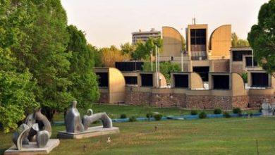 تصویر توضیح موزه هنرهای معاصر تهران درباره نگهداری مجسمهها