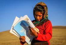تصویر فراخوان طراحی پوستر جشنواره روستاهای دوستدار کتاب