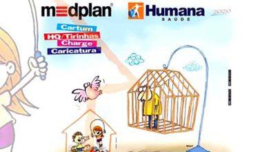 تصویر دوازدهمین مسابقات طنز مدپلن و هیومانا سود سالائو ۲۰۲۰ برزیل