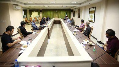 تصویر جشنواره هنرهای تجسمی فجر شورای سیاستگذاری را معرفی کرد