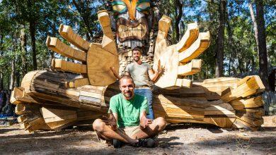 Photo of معرفی و آثار توماس دامبو با مجسمههای غولپیکر بازیافتی