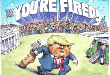 کاریکاتور و کارتون علیه ترامپ لینک : https://asarartmagazine.ir/?p=21498 👇 سایت : AsarArtMagazine.ir اینستاگرام : instagram.com/AsarArtMagazine تلگرام : t.me/AsarArtMagazine 👆