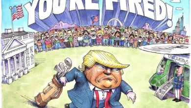Photo of کاریکاتور و کارتون علیه ترامپ