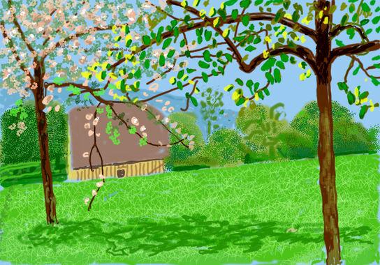 آکادمی سلطنتی هنر لندن در انتظار «ورود بهار» لینک : https://asarartmagazine.ir/?p=23488👇 سایت : AsarArtMagazine.ir اینستاگرام : instagram.com/AsarArtMagazine تلگرام : t.me/AsarArtMagazine 👆