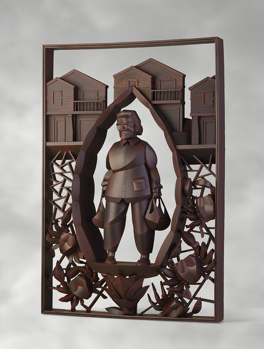معرفی و آثار وارن کینگ، حجمهای کارتونی دهکده چینیها لینک : https://asarartmagazine.ir/?p=24279👇 سایت : AsarArtMagazine.ir اینستاگرام : instagram.com/AsarArtMagazine تلگرام : t.me/AsarArtMagazine 👆