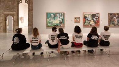جنبش اعتراضی دانشجویان هنر در اسپانیا علیه پابلو پیکاسو لینک : https://asarartmagazine.ir/?p=24746👇 سایت : AsarArtMagazine.ir اینستاگرام : instagram.com/AsarArtMagazine تلگرام : t.me/AsarArtMagazine 👆