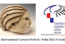 شانزدهمین مسابقه کارتون SOLIN کرواسی ۲۰۲۱ مجله اثر هنری ـ اثرهنری
