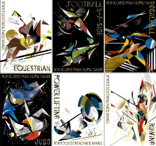 پوستر بازیهای المپیک 2020 توکیو از زبان طراحان مجله اثرهنری ـ اثر هنری