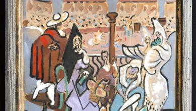 نقاشی 102ساله نقاش معروف فقط 150هزار دلار فروش رفت مجله اثرهنری ـ اثر هنری