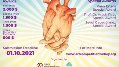 دومین مسابقه کارتون ORGAN DONATION ترکیه ۲۰۲۱ | مجله اثرهنری، بخش هنری، خبری و تحلیلی مجموعه اثرهنری | مجله اثر هنری ـ «اثرگذارتر باشید»