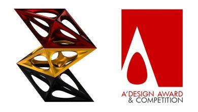 مسابقه طراحی A' Design 2022 مجله اثرهنری ـ اثر هنری