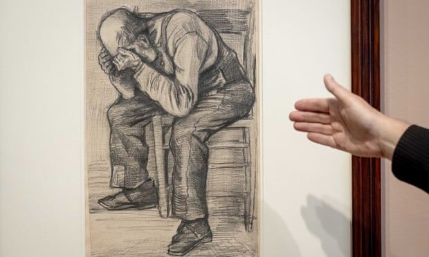 «از نفس افتاده»ترین اثر ونگوگ، در موزه آمستردام   مجله اثرهنری، بخش هنری، خبری و تحلیلی مجموعه اثرهنری   مجله اثر هنری ـ «اثرگذارتر باشید»