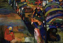 نقاشی کاندینسکی به صاحبانش برگردانده شد   مجله اثرهنری، بخش هنری، خبری و تحلیلی مجموعه اثرهنری   مجله اثر هنری ـ «اثرگذارتر باشید»