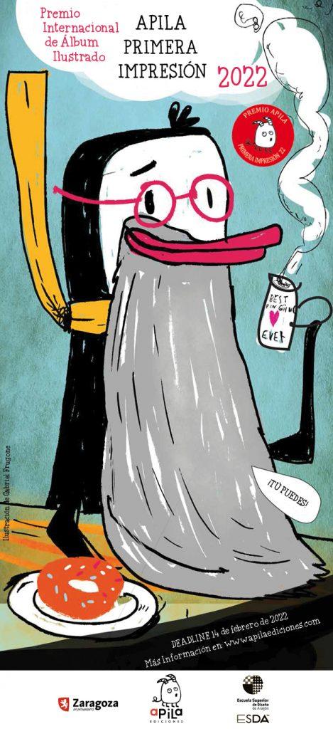 فراخوان تصویرسازی کتاب Apila 2022 | مجله اثرهنری، بخش هنری، خبری و تحلیلی مجموعه اثرهنری | مجله اثر هنری ـ «اثرگذارتر باشید»