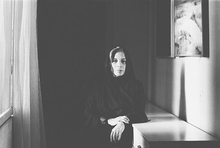 معرفی و آثار ایران درّودی، انگیزه زندگیام لیاقت داشتن اسم «ایران»